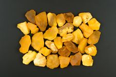 Baltic Amber Stock Images