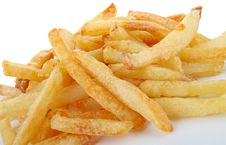 Free French Fries Royalty Free Stock Images - 15896759