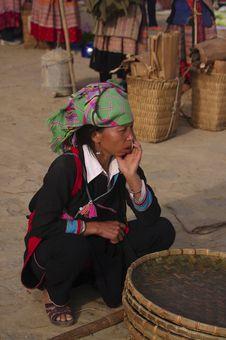 Free Nung Ethnic Female Stock Image - 15897051