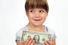 The Cunning Girl Stock Photos