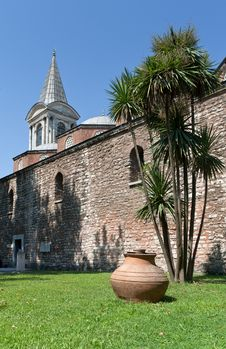 Free Topkapi Palace, Istanbul Stock Images - 15897784