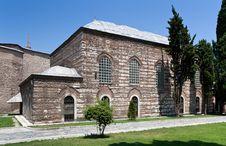 Free Topkapi Palace, Istanbul Royalty Free Stock Photo - 15897795