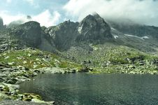 Free Height Tatras Royalty Free Stock Photo - 15897895