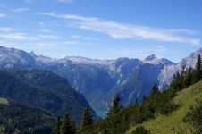 Free View From The  Jenner  On The  Koenigssee  Royalty Free Stock Photos - 15898168
