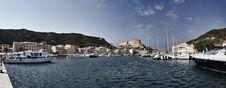 Free France, Corsica, Bonifacio Stock Image - 15898271