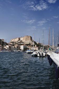 Free France, Corsica, Bonifacio Stock Photography - 15898302