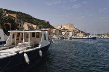 Free France, Corsica, Bonifacio Stock Image - 15898331