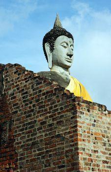 Free Buddha Statues Stock Photography - 15898512