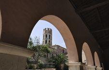 Free France, Corsica, Bonifacio, Stone Tower Stock Photo - 15898640
