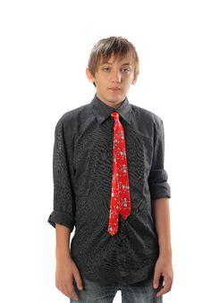 Free Teenage Boy Royalty Free Stock Photo - 15899215