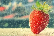 Free Strawberry Royalty Free Stock Photography - 15899267