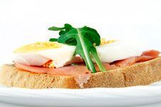 Free Sandwich Stock Image - 15899281