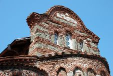 Free One Of Ancient Churches In Nesebar Royalty Free Stock Photography - 15899397