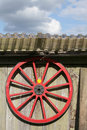 Free Red Wheel Stock Images - 1595924