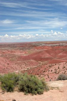 Free Painted Desert Stock Photos - 1590413