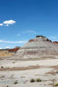 Free Painted Desert Stock Photography - 1590442