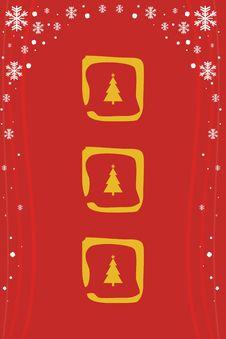 Free Christmas Card Stock Photo - 1591530