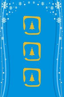 Free Christmas Card Royalty Free Stock Photo - 1591535