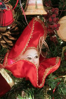Free Tree Ornament Stock Images - 1591784