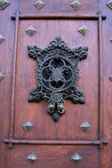 Free Old Door Royalty Free Stock Image - 1592656