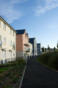 Free New Houses Stock Image - 1592781