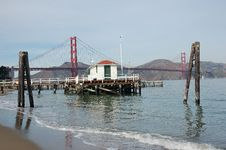 Free Golden Gate Bridge Royalty Free Stock Images - 1592799