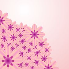 Free Flower Pattern Stock Images - 1593604