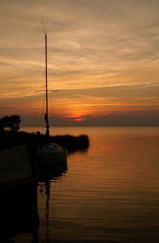 Free Seaside Sunset Stock Photos - 1594433