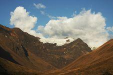 Free Cordilleras Mountain Stock Photo - 1595640