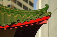 Free Chinatown Detail Stock Photos - 1596373
