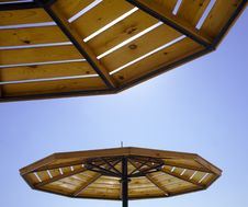 Free Parasols From The Sun Royalty Free Stock Images - 1597069
