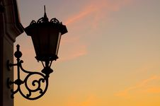 Free Street Lamp Royalty Free Stock Images - 1597319