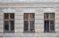 Free Three Windows Stock Photography - 1597332
