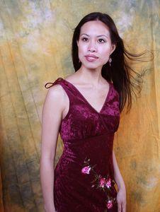 Free Asian Woman Stock Photography - 1597692