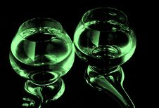 Free Goblets Royalty Free Stock Photos - 1598258