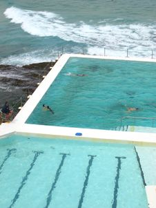 Bondi S Ocean Pool Stock Photos