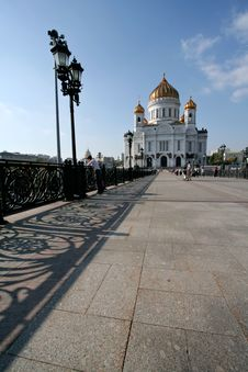 Free Church Of Christ The Saviour 2 Royalty Free Stock Photo - 1599765