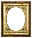 Free Gold Wooden Frame Royalty Free Stock Photo - 15907635
