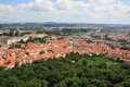 Free Panorama Of Prague Stock Images - 15908094