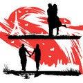 Free Romantic Couple Stock Image - 15909961