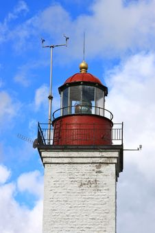 Free Vintage Lighthouse Lantern Royalty Free Stock Photo - 15900115