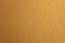Free Golden Fake Leather Surfaced Stock Photos - 15900183