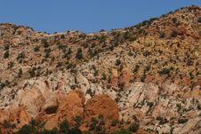 Free Desert Mountain Stock Photo - 15901740