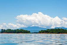 Free Nam Ngum Reservoir In Laos Stock Image - 15902001