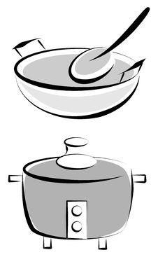Free Kitchenware Royalty Free Stock Image - 15902076