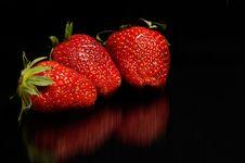 Free Strawberry Royalty Free Stock Photos - 15902208