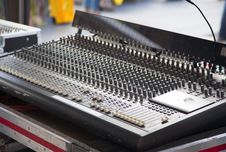 Free Audio Royalty Free Stock Photo - 15903905