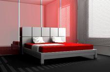 Free Bedroom Stock Photo - 15904280