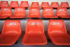 Free Seat Royalty Free Stock Photo - 15905655