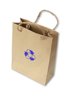 Free Recycle Bag Stock Photography - 15906312